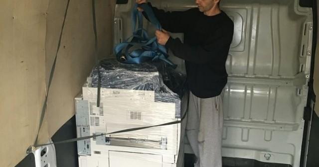 Selidbe i transport teških tereta od nekoliko stotina kilograma