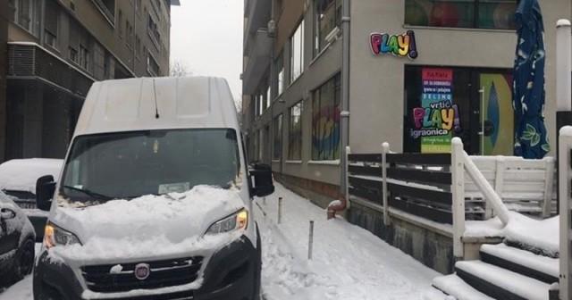 Selidbe u zimskom periodu - stambeni i poslovni prostori