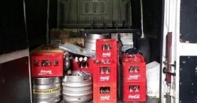Transport ugostiteljskim objektima - dostava pića