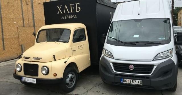 Kombi prevoz Beograd - Selidbe - transport