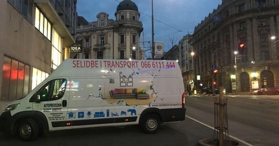 Selidbe Beograd kombi ili kamionski transport