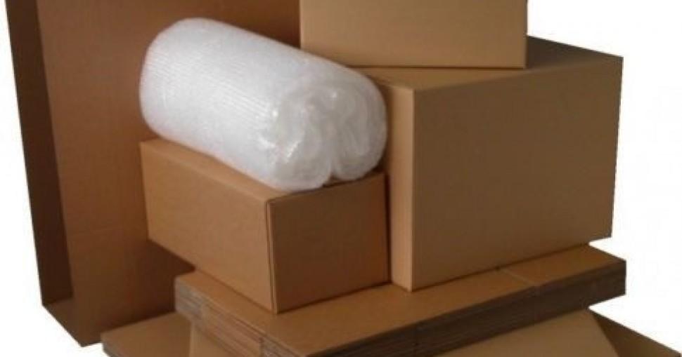 Materijal za pakovanje robe tokom selidbe