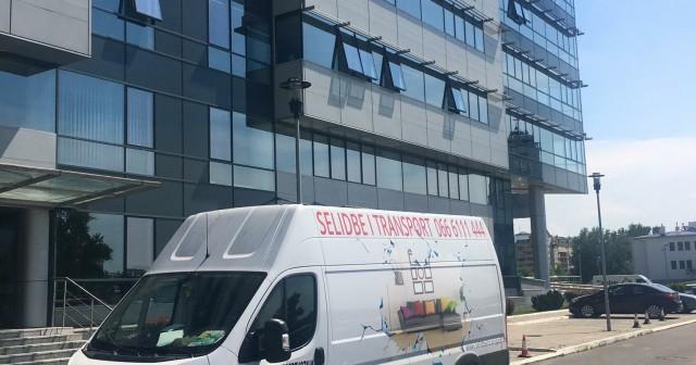 Kombi transport Beograd - dostava robe