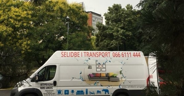 Selidbe Novi Beograd   Transport robe i selidbe