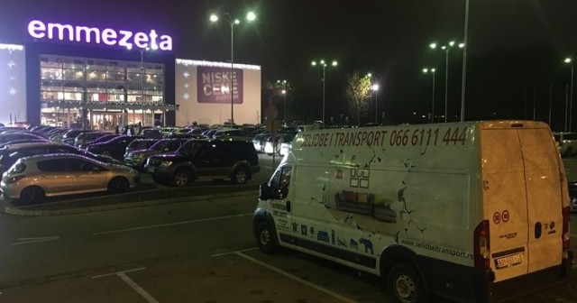 Transport nameštaja Emmezzeta Beograd