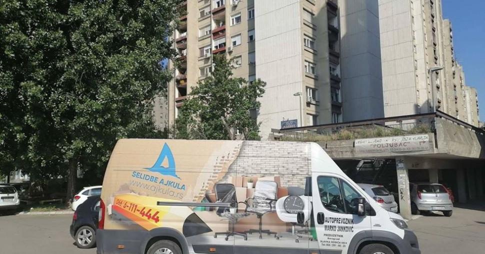 Selidbe Beograd – Beograd centar, Novi Beograd
