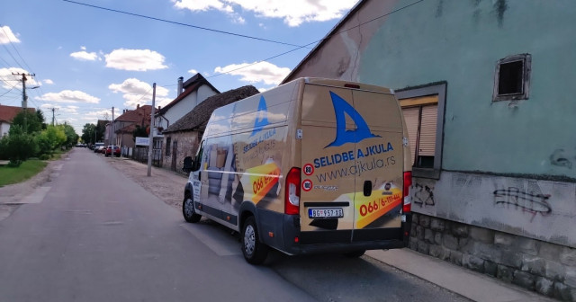 Selidbe u drugi grad iz Beograda